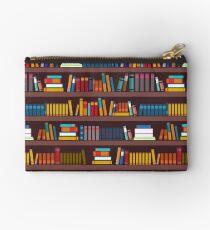 Book pattern Studio Pouch