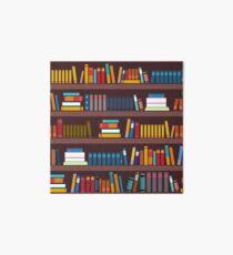 Book pattern Art Board