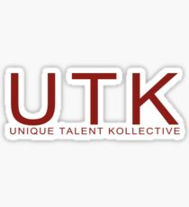 UTK Logo Sticker