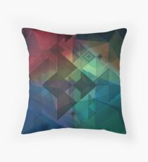 A Simple Expression Throw Pillow
