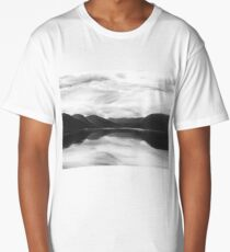 Scottish Mountains  Long T-Shirt