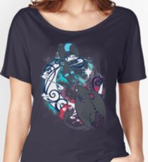 Creatures of the night Women's Relaxed Fit T-Shirt