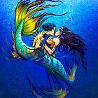 MERMAID KISS by Stanley Morrison