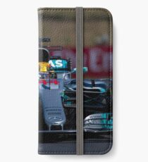 Lewis Hamilton Mercedes Amg iPhone Wallet/Case/Skin