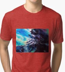Seaface 3 Tri-blend T-Shirt