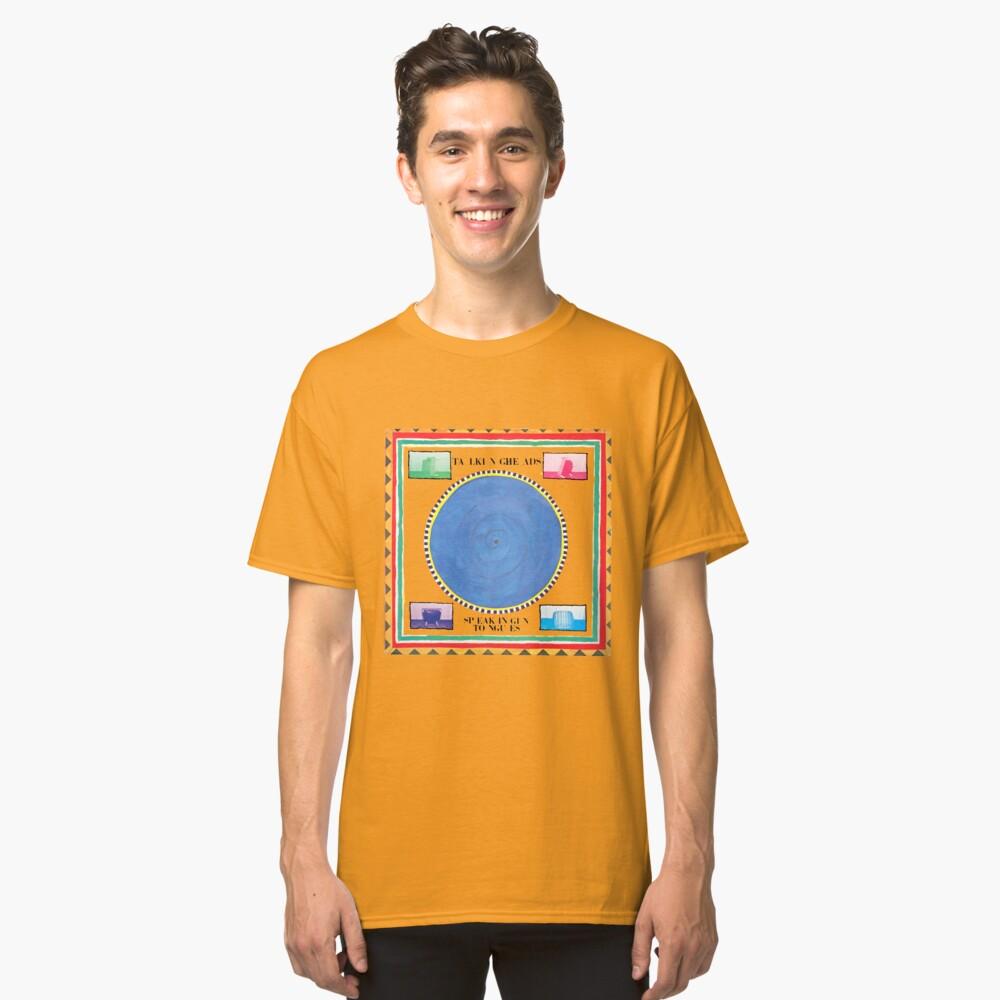 Talking Heads In Zungen sprechen Classic T-Shirt