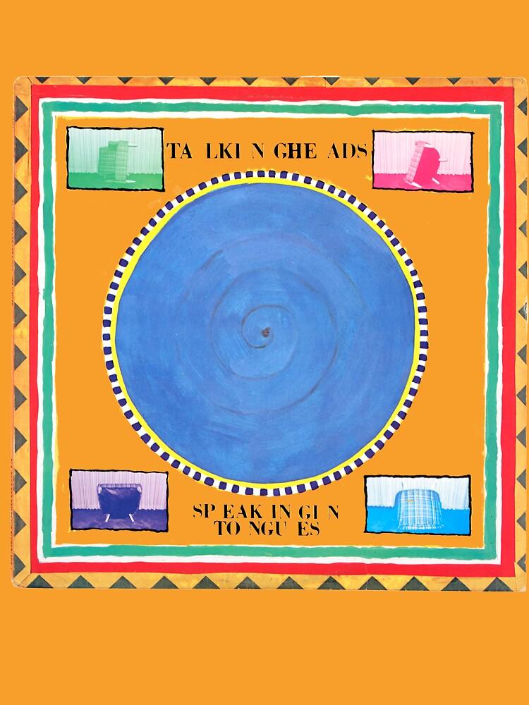Talking Heads In Zungen sprechen von simonZan