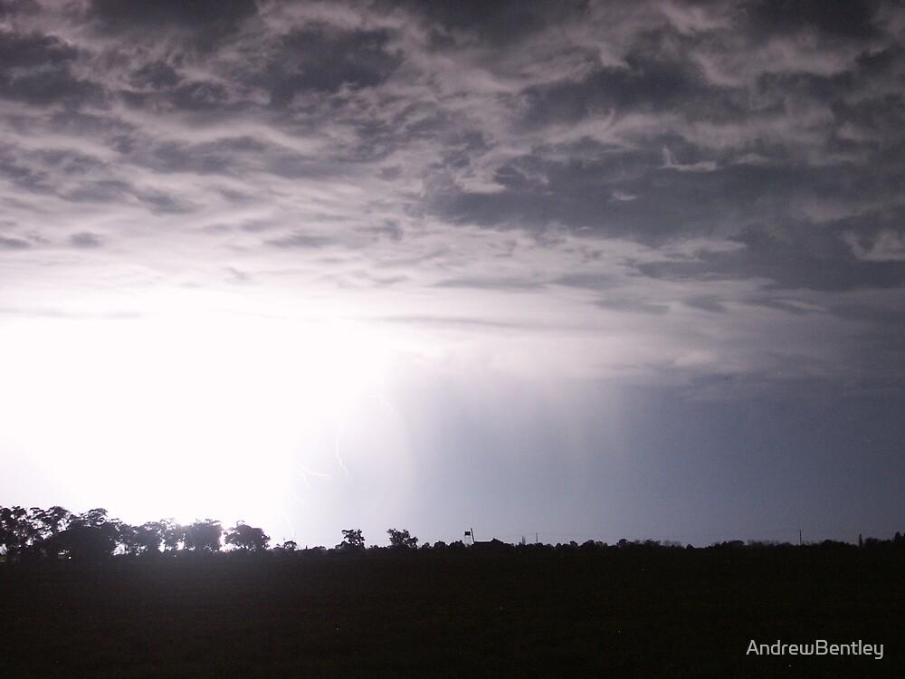 Lightning 021 by AndrewBentley