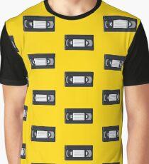 Retro - VHS Graphic T-Shirt