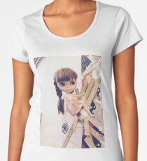 Climbing Blythe Women's Premium T-Shirt