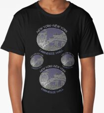 NYC-Carnegie Hall Long T-Shirt