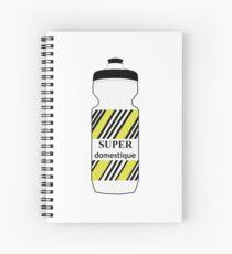 Domestique Spiral Notebook