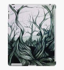 Twisted surreal landscape iPad Case/Skin