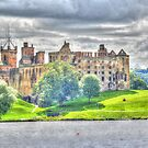 Linlithgow Palace HDR by David Rankin