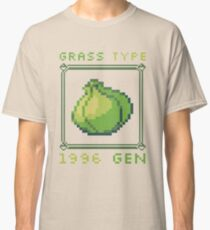 Grass Type Classic T-Shirt
