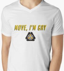 MOVE, I'M GAY TRACER T-Shirt
