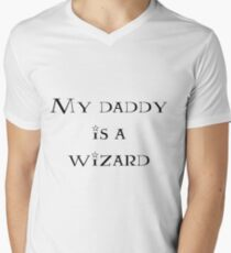 My Daddy is a Wizard  T-Shirt