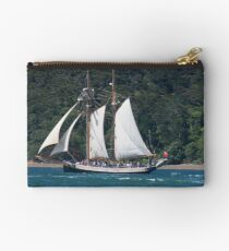 We are sailing, we are sailing, home again across the sea.......! Studio Pouch