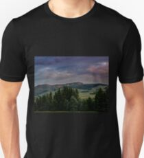 Sunrise in the Mountains T-Shirt