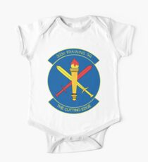 The Crest of the 323rd Training Squadron USAF Kids Clothes