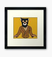 Fantastic Mr Fox Framed Print