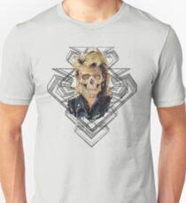 Rock Skull 80s geometric T-Shirt