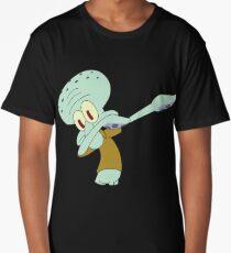 Squidward dabbing Long T-Shirt