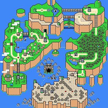 Super Mario World by giuliomaffei90