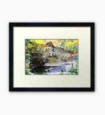 Saint-Vincent  Framed Print