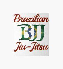 Brazilian Jiu-Jitsu Design for the BJJ Fans Art Board