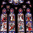 Lyndhurst Church Transept Window by RawImageArt