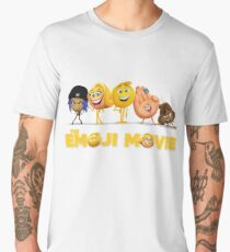 Emoji Movie Men's Premium T-Shirt