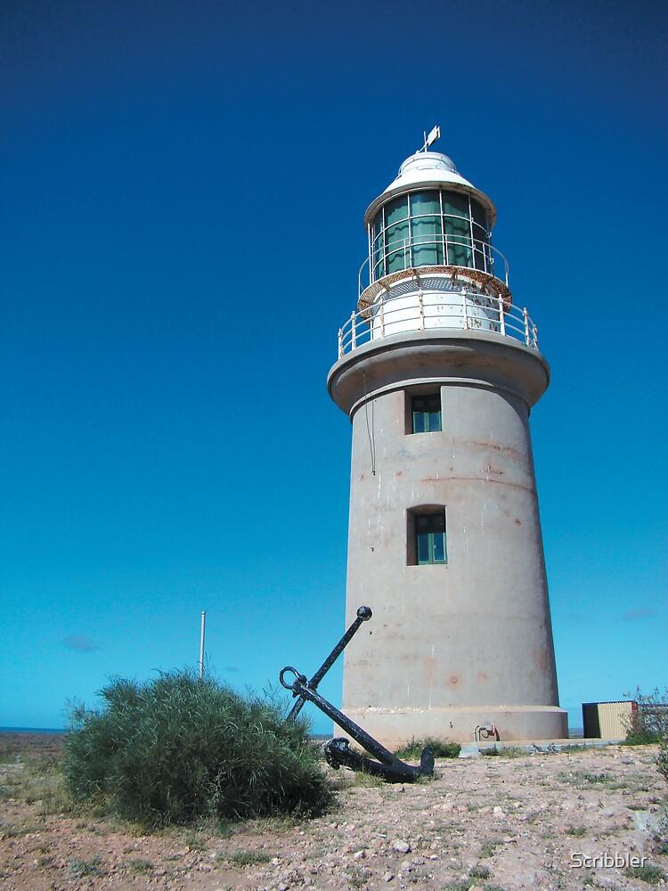 Vlaming Lighthouse by Scribbler