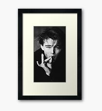 YOUNG LEO #1 Framed Print
