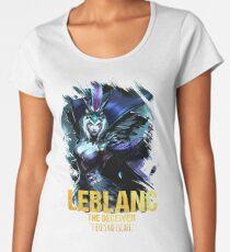 League of Legends LEBLANC - [The Deceiver] Women's Premium T-Shirt