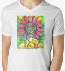 Flower Power Anubis T-Shirt