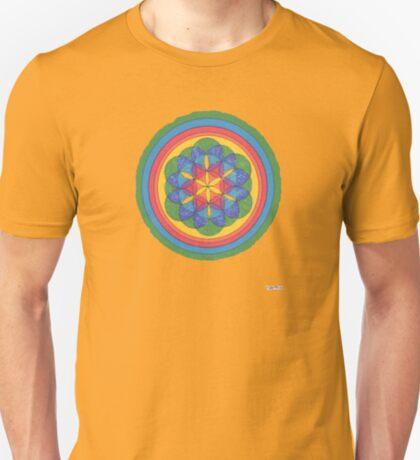 1713 - Mandala Design T-Shirt