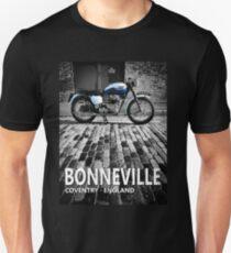 Bonneville on Cobbles Unisex T-Shirt