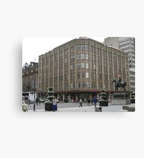 Glasgow: Royal Exchange House to let Canvas Print