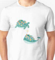 Whaleshire and Turtleland T-Shirt