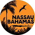 NASSAU BAHAMAS BEACH DIVING SNORKELING OCEAN CARIBBEAN SEA OCEAN LUGGAGE LAPTOP 2 by MyHandmadeSigns