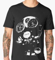 The Classic British Motorcycle Men's Premium T-Shirt