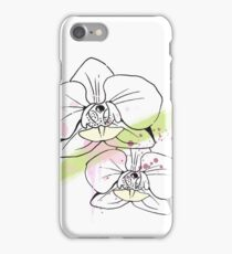 Orchis in bloom iPhone Case/Skin