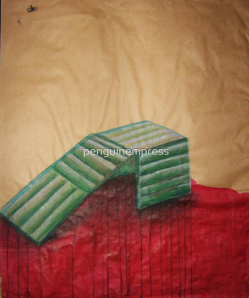 2007: Inside-outside Cube 1 by penguinempress