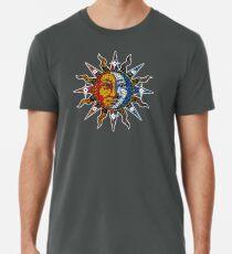 Celestial Mosaic Sun/Moon Premium T-Shirt