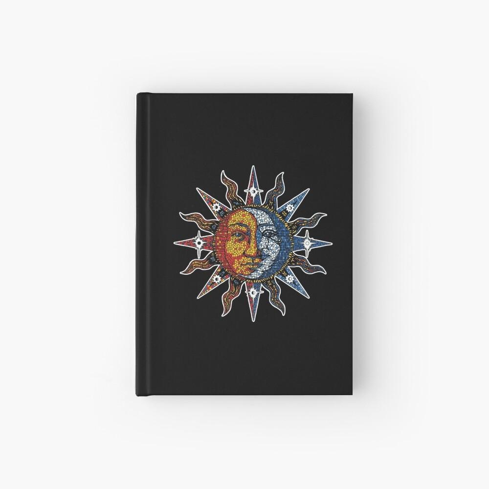 Celestial Mosaic Sun/Moon Notizbuch