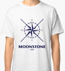 Dunkirk Movie - Moonstone Boat Nautical Logo Classic T-Shirt