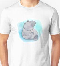 Fiona the Baby Hippo Swimming T-Shirt
