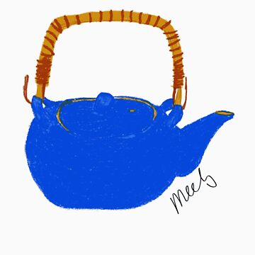 Japanese Teapot by meels