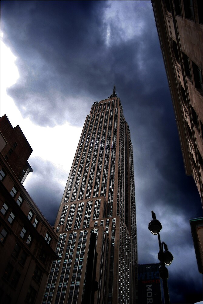 Empire State Building by Samantha Coe